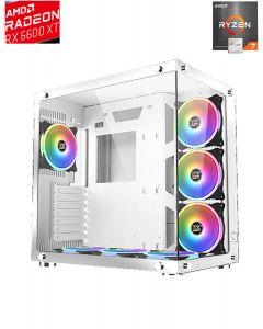 Xigamatek CC Aquarius Plus - White Gaming Pc