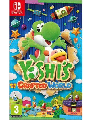 Yoshi's Crafted World Nintendo Switch R1