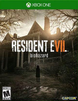 Xbox One Resident Evil 7 Biohazard -R1