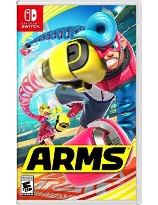 ARMS R1 - Nintendo Switch