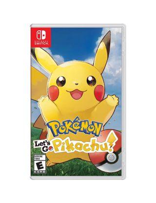 NINTENDO SWITCH Pokemon: Let's Go, Pikachu! - R1
