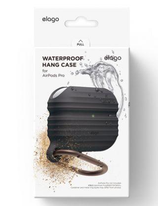 Elago Airpods Pro Waterproof Hang Case - Black