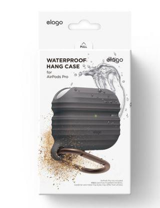 Elago Airpods Pro Waterproof Hang Case - Dark Gray