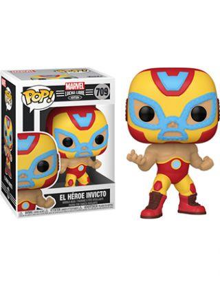 Funko POP! Marvel: Lucha Libre - El Heroe Invicto - 709