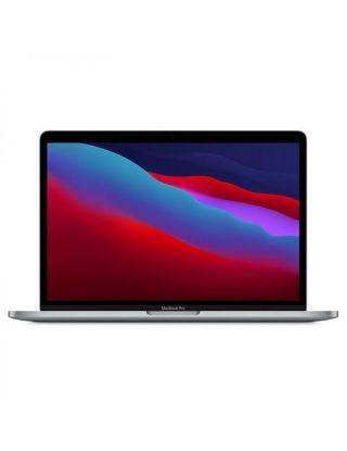 Apple MacBook Pro 13.3-inch / M1 chip with 8 core CPU and 8 core GPU / 256GB SSD / 8GB RAM/Arabic & English - Space Grey