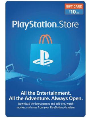 PSN Store Card $10 (U.S. Account)