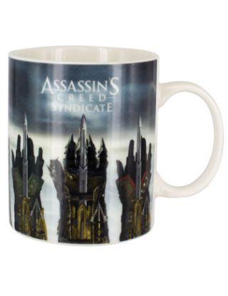 Assassin's Creed Gauntlet Mug, Ceramic, Multi-Colour, 12 x 8 x 10 cm