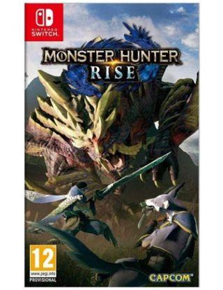 Nintendo Switch Monster Hunter Rise - R2