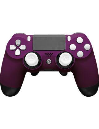 PS4 Scuf Infinity 4PS Pro Custom Controller -  Purple