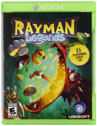 XBOXONE RAYMAN LEGENDS - R1