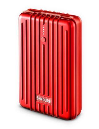 Zendure A3TC 10000mAh  Power Bank   - Red