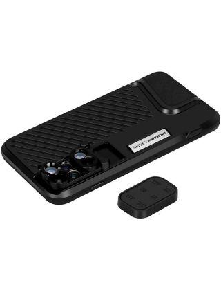 MOMAX X-LENS SERIES 6-IN-1 IPHONE 7/ 8 PLUS CASE - BLACK