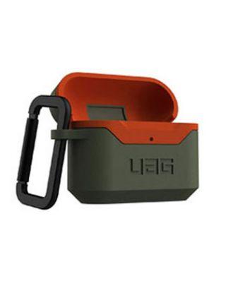 UAG Hard Case-001 For Apple AirPods Pro - Olive/Orange