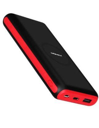 Momax QPOWER 2 Wireless External Battery Pack 10000mAh Black