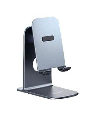 Yoobao B4 Desktop Tablet and Phone Holder - Aluminum Alloy - Grey