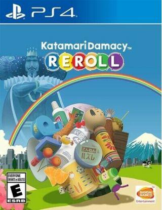 PS4 Katamari Damacy REROLL - R1