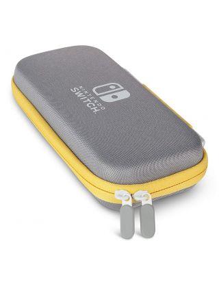 PowerA Protection Case Kit for Nintendo Switch Lite - Yellow/Grey