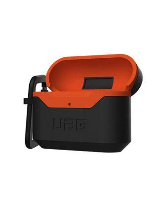 UAG Hard Case-001 For Apple AirPods Pro -Black/Orange