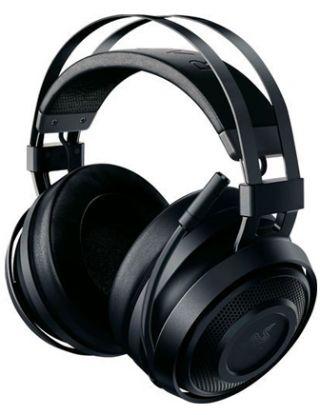 RAZER NARI ESSENTIAL THX SPATIAL AUDIO WIRELESS  GAMING HEADSET- BLACK