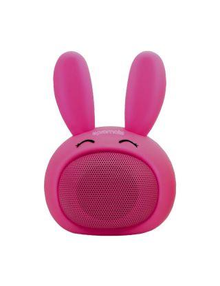 Promate Bunny Mini High Definition Wireless Bunny Speaker - Pink
