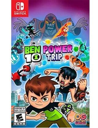 Nintendo Switch Ben 10 Power Trip - R1