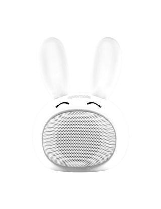 Promate Bunny Mini High Definition Wireless Bunny Speaker - White