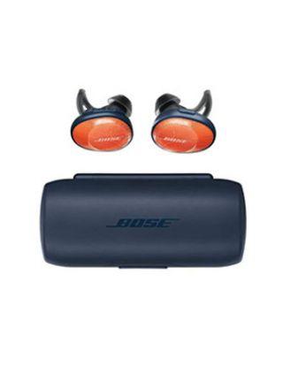 BOSE SOUNDSPORT FREE WIRELESS HEADPHONE-ORANGE/NAVY
