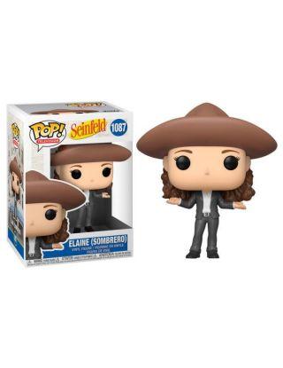 Funko POP! Television: Seinfeld - Elaine in Sombrero -1087