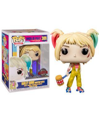 Funko POP! Birds of Prey: Harley Quinn Boobytrap Battle - 309