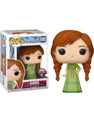 Funko Pop! Disney Frozen 2 Anna Exclusive - 595