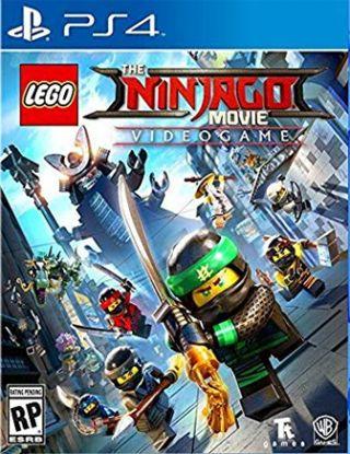PlayStation 4 The Lego Ninjago Movie Videogame - R1