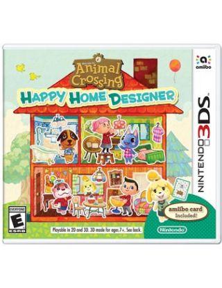 Animal Crossing: Happy Home Designer - 3DS - R1