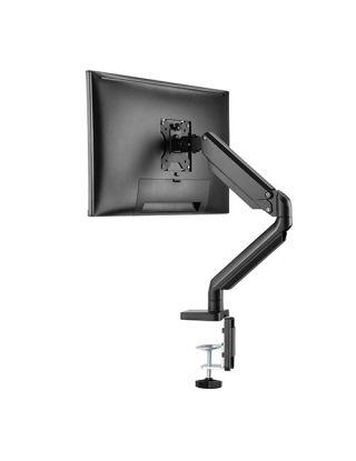 "Twisted Minds Counterbalance Single Monitor Arm With 3.0 Usb Port (LDT26-C012U) 17-32"""