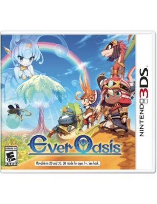 Ever Oasis - Nintendo 3DS - R1