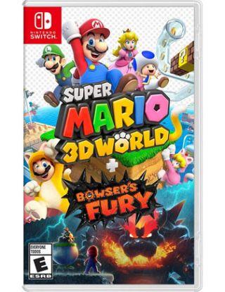 N.S SUPER MARIO 3D WORLD + BOWSERS FURY - R1