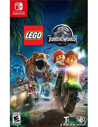 LEGO JURASSIC WORLD R1