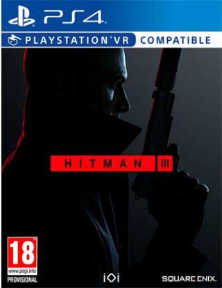 PS4  Hitman 3 - R2