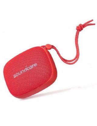 ANKER SOUNDCORE(ICON MINI)PORTABLE BLUETOOTH SPEAKER- RED