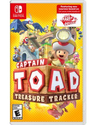 Nintendo Switch Captain Toad: Treasure Tracker - R1