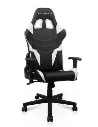 DXRacer P Series Gaming Chair - Black/White