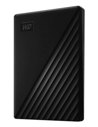 WD 2TB Black My Passport Portable External Hard Drive - USB 3.0