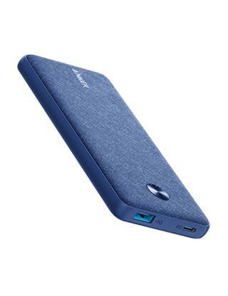 ANKER POWERCORE III SENSE 10K PD - BLUE FABRIC