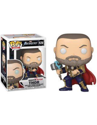Funko Pop! Marvel: Avengers Game - Thor -628