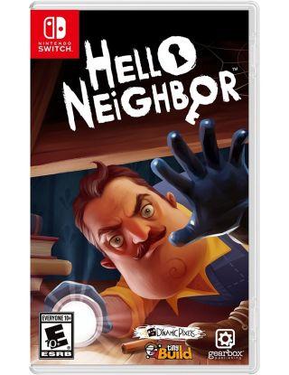 Nintendo Switch Hello Neighbor - R1