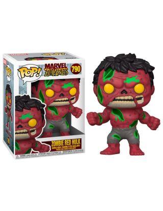 Funko Pop! Marvel Zombies: Zombie Red Hulk  - 790