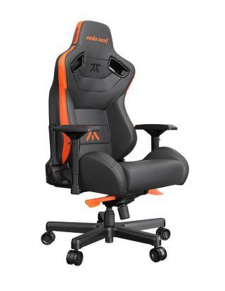 Anda Seat Fnatic Edition Premium Gaming Chair - Black/Orange