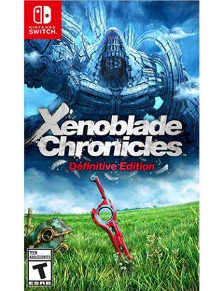 XENOBLADE CHRONICLES DEFINITIVE EDITION R1