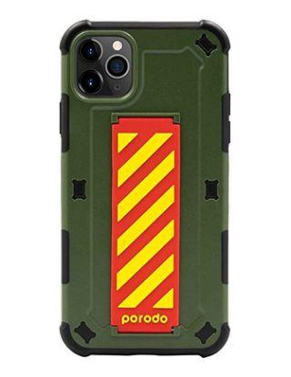 IGUARD BY PORODO STRAP PHONE CASE FOR 11PRO - GREEN
