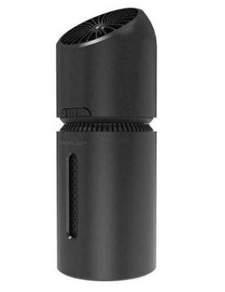 POWEROLOGY PORTABLE OZONE AIR PURIFIER BUILT-IN BATTERY 3350MAH - BLACK
