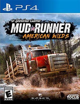 PS4 MUD RUNNER AMERICAN WILDS R1